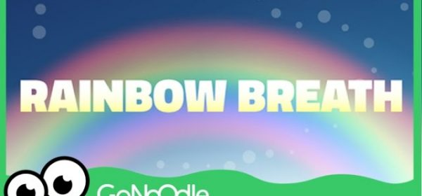 Rainbow Breath with Go Noodle's Flow Channel