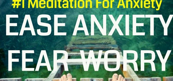10 Minute Guided Meditation to Ease Anxiety